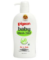 Pigeon - Baby Wash 2 in 1 - Hair and Body - 700 ml