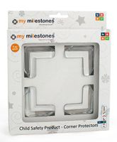 My Milestones Corner Protectors - 4 Pieces