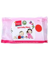 Morisons Baby Dreams Baby Wipes - 30 Pieces