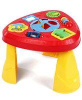 Simba ABC Activity Table