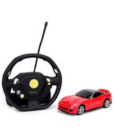 Kumar Toys Remote Controlled Car - Red