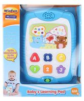 Winfun Baby Learning Pad - Blue