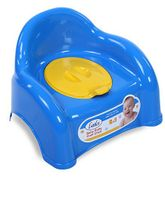 Little's Baby Potty Cum Chair - Blue