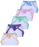 Tinycare Cloth Baby Nappy Comfy Junior Small - Set of 5