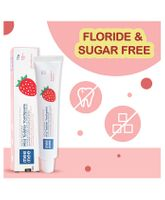 Mee Mee Strawberry Flavour Tooth Paste - 70 gm