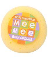 Mee Mee Bath Sponge - Yellow
