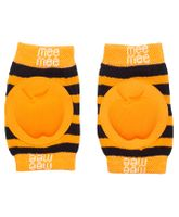 Mee Mee Knee Pad Striped - Orange