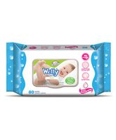 Xtra Care Wetty Wipes Fresh - 80 Pieces