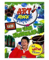 Disney Art Attack - In The Jungle