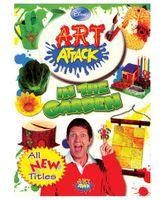 Disney Art Attack In The Garden - English