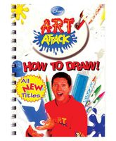 Disney Art Attack - How To Draw