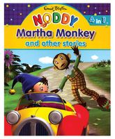 Noddy Martha Monkey and Other Stories 4 In 1- English