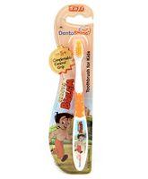 Dentoshine Chhota Bheem Toothbrush For Kids Soft - Orange