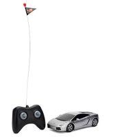 Majorette Dickie Lamborghini Gallardo Remote Control Car - Grey