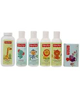 Fisher Price Baby Care Kit - Pack Of 6