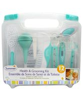Summer Infant Health And Grooming Kit 12 Pieces