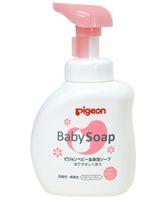 Pigeon Baby Foam Soap Floral - 500 ml