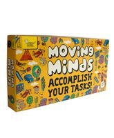 Clever Cubes - Moving Minds Puzzle