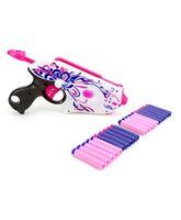 Mitashi Bang Electra Pigeon Toy Gun - Pink