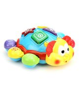 Mitashi SkyKidz Bubbly Beetle Muscial Toy - Multicolour