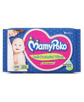 Mamy Poko Soft Baby Wipes - 50 Pieces