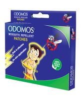 Dabur Odomos Mosquito Repellent Patches Carton Box - 24 Pieces