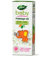 Dabur Olive Badam Baby Massage Oil - 100 ml