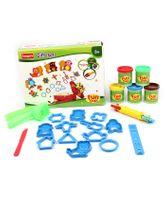 Funskool Fun Doh Moulding Shapes Gift Set