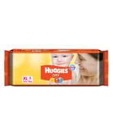Huggies Dry Taped Diapers Extra Large Size - 5 Pieces