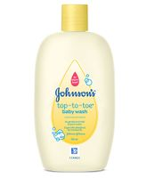 Johnson's baby Top to Toe Wash - 50 ml