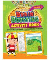 Brain Boosting Activity Book - English