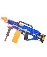 Mitashi Bang Phoenix Fowl Toy Gun - Blue