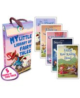 My Little Library Of Fairy Tales - English