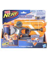 Nerf N Strike Funskool Elite Firestrike Blaster Gun - Orange