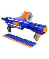 Nerf N Strike Funskool Elite Rampage Blaster - Blue