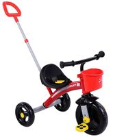 Chicco Toy U-Go Trike - Red And Black