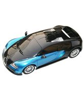 Adraxx Premium Concept Futuristic Roll Over Racing Car - Blue