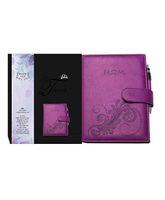 Tiara Diaries Pregnancy And Baby Journal Mom Diaries Purple