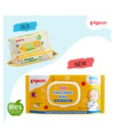 Pigeon - Hand and Mouth Wipes