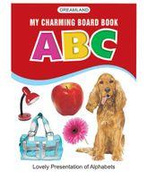 My Charming Board Book ABC - English