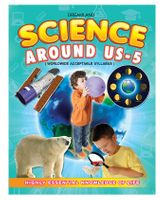Science Around Us Book 5 - English