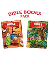 Bible  Pack of 2 Titles - English