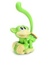Mitashi SkyKidz Ring-o-Monkey Musical Toy - Green