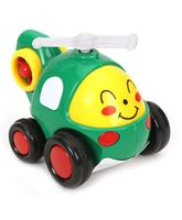 Smiles Creation Q-City Mini Helicopter - Assorted