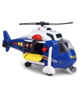 Dickie Helicopter - Blue And White