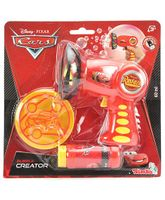 Disney Cars Battery Operated Bubble Creator