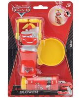 Simba Disney Pixar Cars Battery Operated Bubble Blower - Red