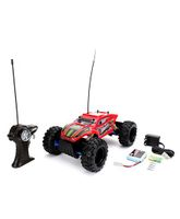 Maisto Remote Controlled Rock Crawler Extreme - Red