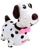 Mitashi SkyKidz Dashing Dalmatian Musical Toy - White