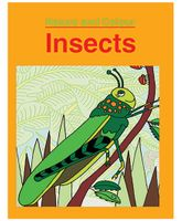 Nature And Colour Insects Book - English